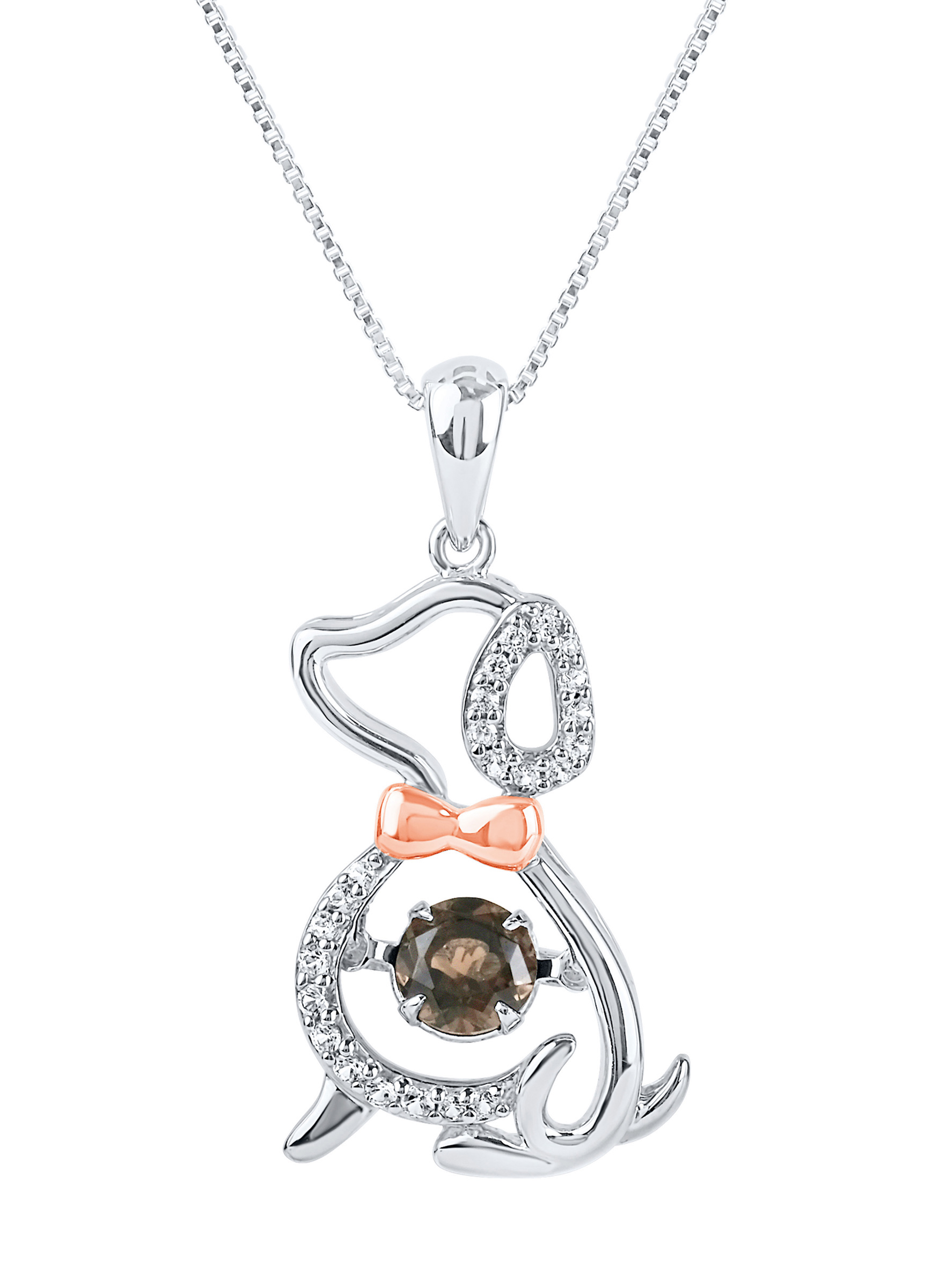 """1f6979570 Kay Jewelers has launched a collection of pet-themed jewelry, """"Love is a  Four-Legged Word,"""" with a $200,000 donation to American Humane."""
