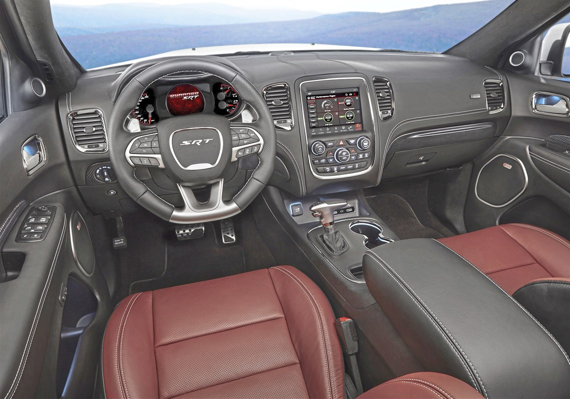 2018 Dodge Durango Srt The Is A Lovely And Comfortable Place To Call