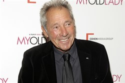 "In this Sept. 9, 2014, file photo, playwright-screenwriter Israel Horovitz attends the premiere of ""My Old Lady"" in New York."