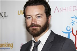 In this March 24, 2014, file photo, actor Danny Masterson arrives at the Youth for Human Rights International Celebrity Benefit in Los Angeles.