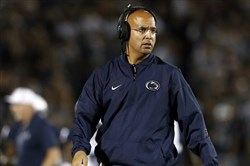 Penn State coach James Franklin's 2018 recruiting class lost a commitment Thursday when offensive lineman Antwan Reed pulled out of his pledge to the Nittany Lions.