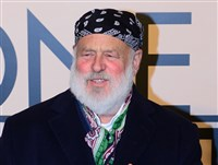 "Photographer Bruce Weber attends Italian fashion designer Giorgio Armani's ""One Night Only New York"" fashion show in New York in 2013. He's been accused of sexual assault by model Jason Boyce, who cited an incident in the photographer's Manhattan studio in December 2014."