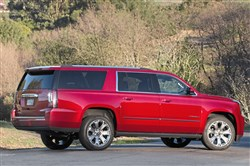 The 2018 Yukon Denali XL continues the age-old American tradition of big trucks with plenty of power -- and thirst for fuel.  The 2018 Yukon Denali XL offers plenty of cargo carrying capacity.