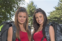 "Apollo native Dessie Mitcheson and Kayla Fitzgerald take on the world in the upcoming season of CBS's ""The Amazing Race."""