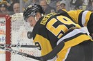 Jake Guentzel's 59 has become popular among Penguins fans over the past two seasons.