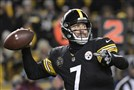 Ben Roethlisberger has been on a tear since throwing five interceptions against Jacksonville.