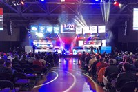 The Call of Duty World League Main Stage in Dallas is reserved for the competition's best teams