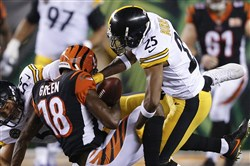 "Steelers cornerback Artie Burns believes he ""definitely"" has CTE, the concussion-related disease that can't currently be diagnosed in living patients."
