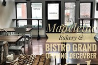 Madeleine Bakery & Bistro opens Saturday in Wilkinsburg.