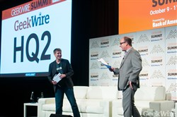 Since 2011, GeekWire has covered Seattle's burgeoning technology scene — covering the likes of Amazon and Microsoft in its own backyard, and garnering about 3 million page views each month.