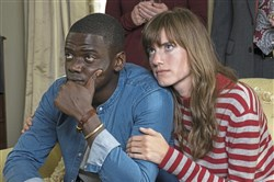 "Universal Pictures will hold a free Presidents Day screening of Jordan Peele's ""Get Out,"" starring Daniel Kaluuya and Allison Williams on Monday."
