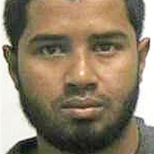 This undated photo provided by the New York City Taxi and Limousine Commission shows Akayed Ullah, the suspect in the explosion near New York's Times Square on Monday, Dec. 11, 2017.