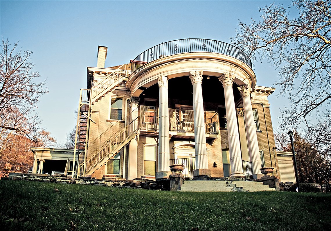 The Yingling Mansion At 1300 Wood St. In Wilkinsburg Will Be Transformed By Local  Designers