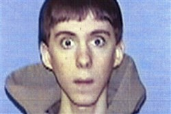 This undated identification file photo released April 3, 2013, by Western Connecticut State University in Danbury, Conn., shows former student Adam Lanza, who authorities said opened fire inside the Sandy Hook Elementary School in Newtown, Conn., on Dec. 14, 2012, killing 26 students and educators after killing his mother at their home.