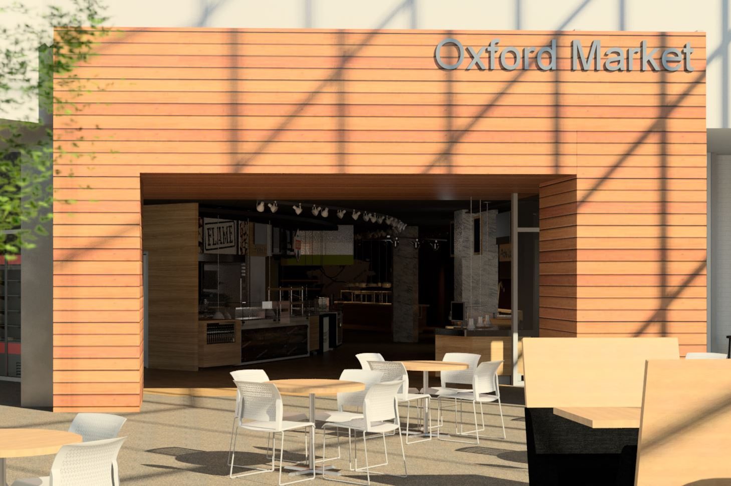 Entrance_Atrium (1).jpg The entrance atrium for Oxford Market opening in One Oxford Centre Downtown possibly next month.