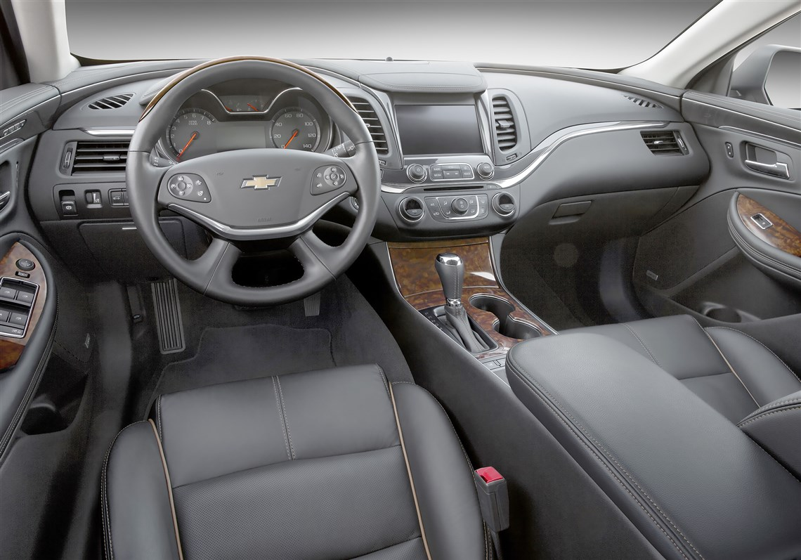 2016 Chevrolet Impala Ltz For The Dec 21 Edition Of Driver S Seat 2018