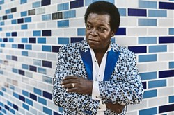 Soul singer Lee Fields.