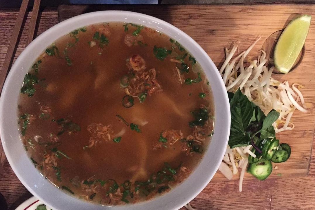 Pho a restorative bowl that you 39 ll want to master at home for Pittsburgh fish and chicken