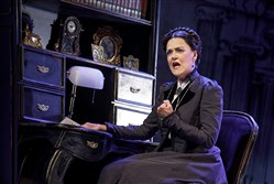 "Karen Mason as Madame Giry in the tour of Andrew Lloyd Webber's ""Love Never Dies."""