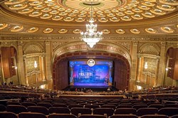 The Pittsburgh Ballet Theatre performs at the Benedum Center for the Performing Arts.