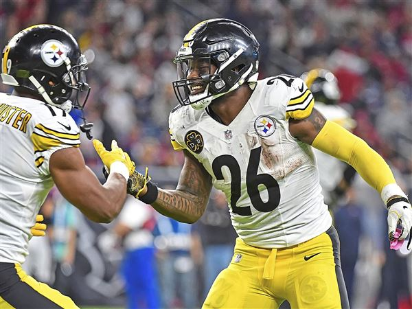 Le'Veon Bell and JuJu Smith-Schuster