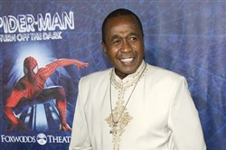 "In this June 14, 2011, file photo, Ben Vereen arrives at the opening night performance of the Broadway musical ""Spider-Man Turn Off the Dark"" in New York."