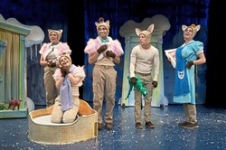 "Citizens Bank Children's Theater Series puts a twist on Snow White with ""Skippyjon Jones Snow What​."""