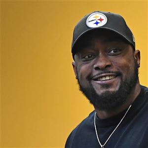 Mike Tomlin last Tuesday.