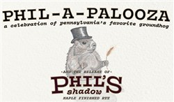 Phil-a-Palooza will be hosted  by the Groundhog Club of Punxsutawney  at Threadbare Cider, North Side.