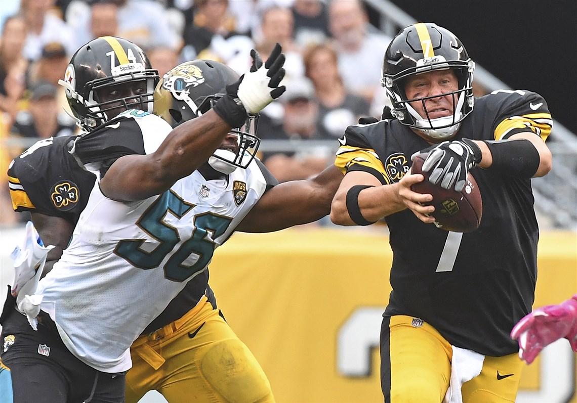Ben Roethlisberger has high praise for the Jaguars defense