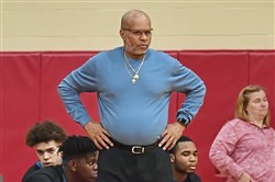 Coach Odell Miller has orchestrated a turnaround at Woodland Hills, guiding the Wolverines to a 19-3 record and a section title in the regular season.
