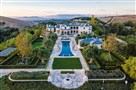 The suburban Los Angeles estate of billionaire Thomas Tull, a transplant to Edgeworth who is selling the property for $85 million.