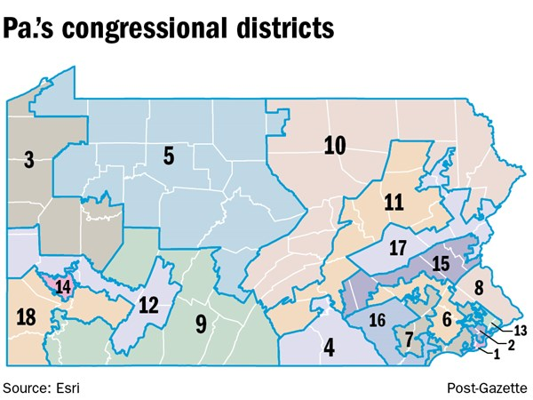 Brian O'Neill: Drawing unfair congressional districts? It ...