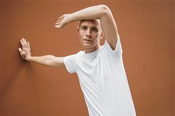 Swedish indie-pop artist Jens Lekman.