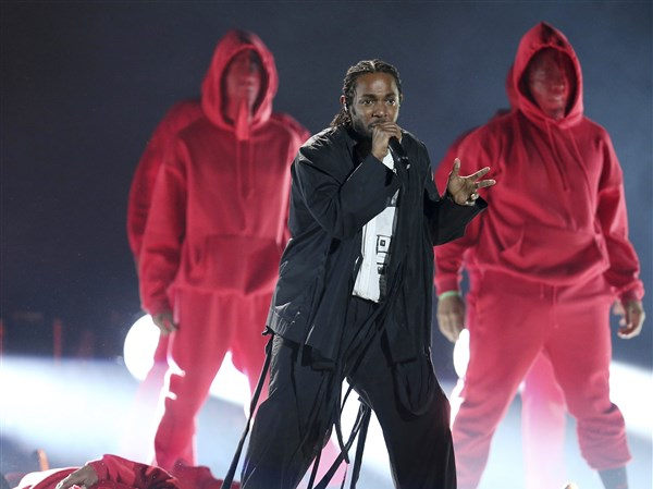 Kendrick Lamar Should Have Won Rock Seemed Dead And Other Scattered Grammy Thoughts