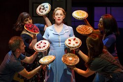 "The Pittsburgh Cultural Trust is sponsoring a pie-baking contest in honor of ""Waitress,"" the stage production at the Benedum Center, Downtown, March 6-11."