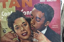 A 1952 issue of Tan Confessions magazine will be among the items for sale at the African American Memorabilia Cultural Show and Sale.
