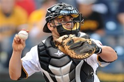 Former Pirates catcher Michael McKenry is returning to Pittsburgh as a studio analyst for AT&T SportsNet.