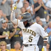 Pirates Josh Harrison is in it to win but would rather be traded if Pirates' brass is not.