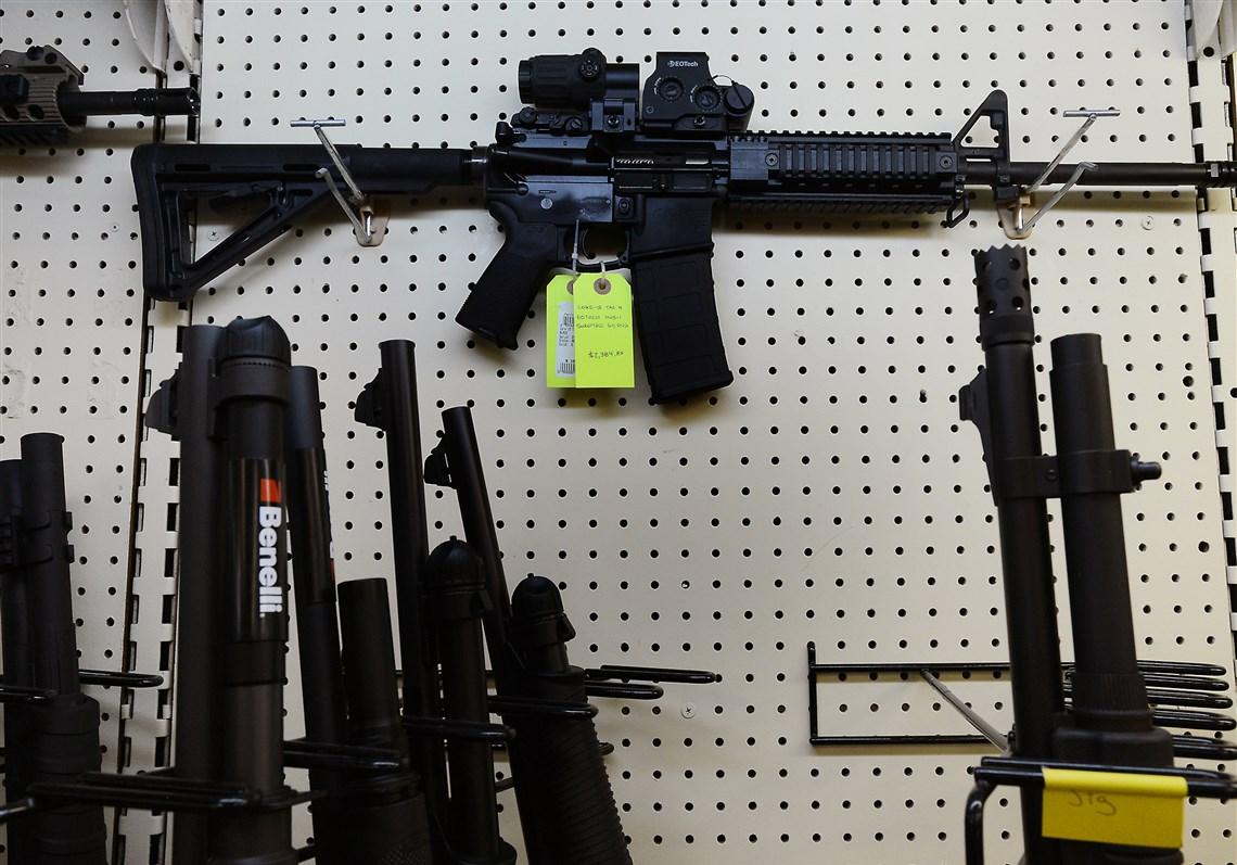 Image result for ar-15 gun shop