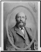Chocolate maker George Cadbury.
