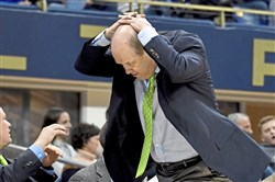 Pitt coach Kevin Stallings has taken over the Panthers at a rotten time.