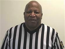 Dwight Clay, former star player at Fifth Avenue High School, is in his 42nd year of officiating high school basketball in Western Pennsylvania.