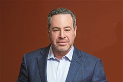 "David Frum author of ""Trumpocracy : The Corruption Of The American Republic"""
