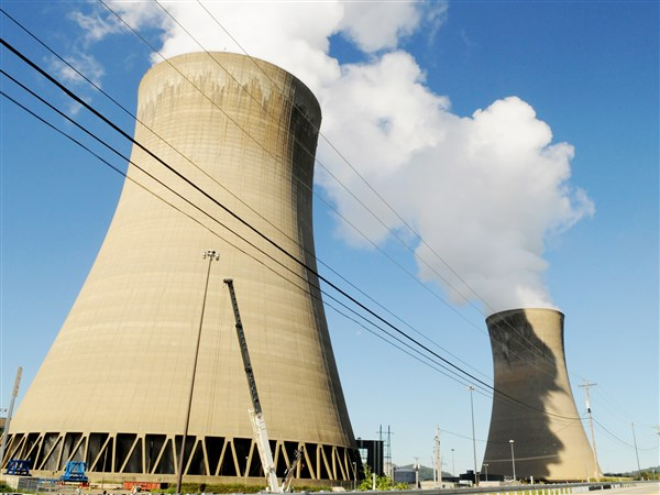 FirstEnergy's Bruce Mansfield and Beaver Valley likely headed for bankruptcy next month