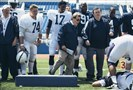 "Al Pacino portrays the legendary Penn State football coach Joe Paterno in the HBO Films production ""Paterno."""