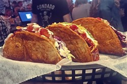 Condado Taco will be among the vendors at the Pittsburgh Taco Festival.