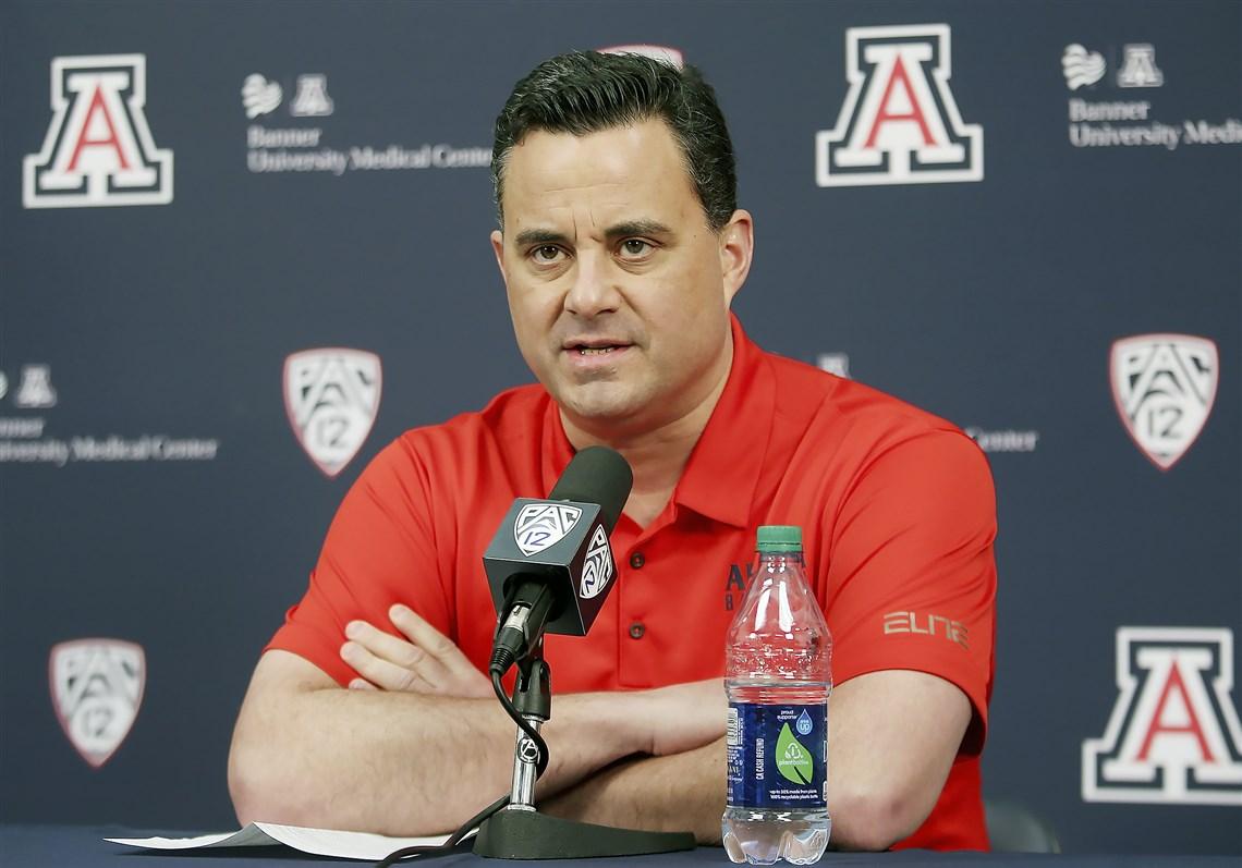 Sean Miller Just Finished His Ninth Season As Arizona Head Coach