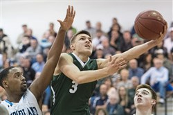 With 17.6 points and 6.4 rebounds per game, Pine Richland's Daniel Petcash has proven to be a fine replacement for older brother, Andrew.