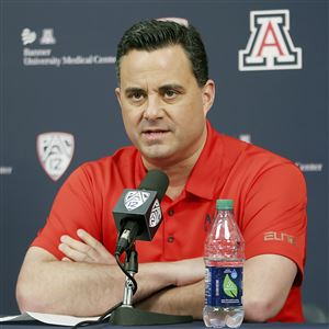 Sean Miller just finished his ninth season as Arizona head coach.